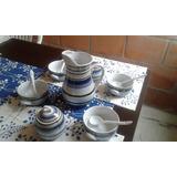 Set Vajilla De Porcelana
