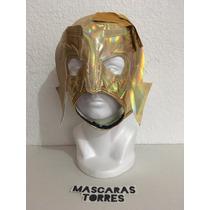 Escorpion Dorado Mascara De Esponja Envio Gratis Para Adulto