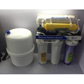 Filtro Purificador De Agua. Red O Pozo Por Osmosis Inversa 6