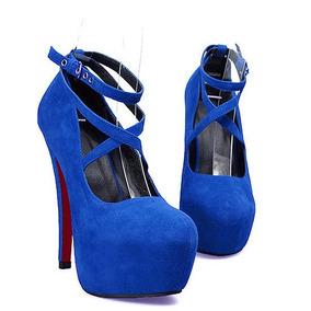 Sapatos Femininos Importados Diferente Salto Alto Baratos