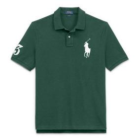 Camisa Polo Ralph Lauren Tamanho S   P Big Pony Classic Fit b7ed2b6f1df