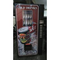 Despachador De Refrescos Coca Cola, Maquina De Refrescos