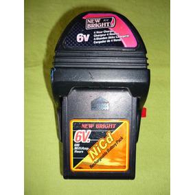 Cargador Rápido De Bateria New Bright 6 V Radio Control