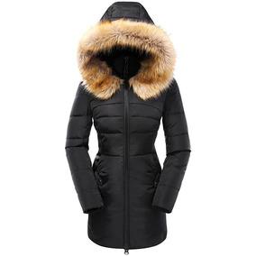 Abrigo Dama Chamarra Ultra Termica Frio Extremo Polar Nieve