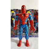 Muñeco Spiderman Grande Luz Y Sonidos...!!!