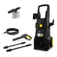 Lavadora Alta Pressão Karcher K5 Indução + Aplicador Produto