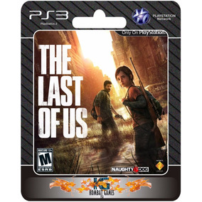 The Last Of Us - Portugues [ Midia Digital | Ps3 ] **