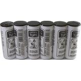 Corante De Roupa Tupy - Tinta - Pacote Com 6 Unidades