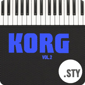 Los Mejores Ritmos Gruperos Para Korg Pa50, 60 Y 80 Vol. 2