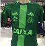 Camisa Camiseta Chapecoense Jogo Treino 2017 Uniforme Chape