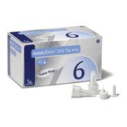 Novofine 32g Com 100 Agulhas De 6mm