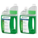 Herbalvet Desinfetante Bactericida Ourofino 1 Litro C/ 2