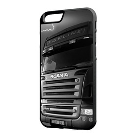 Funda Protector Iphone X 6 7 8 Plus - Scania Tractocamion