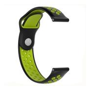 Malla Sport  22mm Estilo Nike Cierre Apple Amazfit Gtr