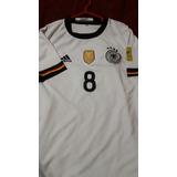 Camiseta De Alemania Replica Ozil