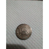 Moneda De Cinco Céntimos De Venezuela 1938