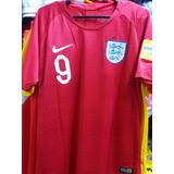 Camiseta De Inglaterra - Mundial Rusia 2018