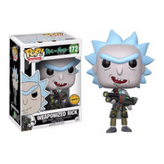 Funko Pop Rick And Morty Weaponized Rick 172