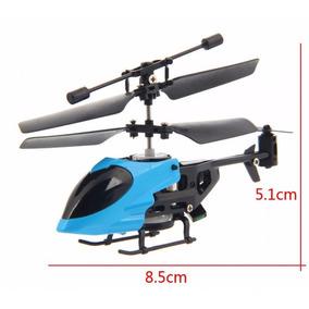 Mini Helicoptero Radio Control Rc Qs5013 El Mas Pequeño