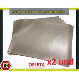 Oferta X2 Teflon Sublimar Sublimación 60x40 Cm Americana