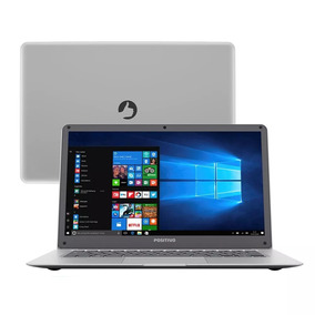 Notebook Positivo Intel Quad Core 2gb Hd 32gb - Novo