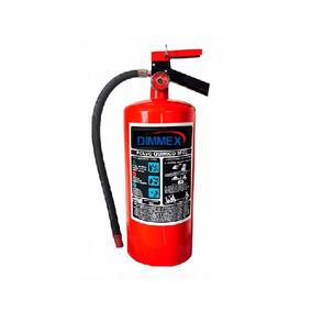 Extintor Certificado Pqs Tipo Abc 4.5kg Dimmex Extinguidor
