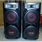 Parlantes Equipo Sony Lbt Xgr66