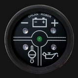Reloj Vigilador De Motor Con Pare Orlan Rober L. Classic