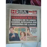 Jornal Meia Hora Última Edição