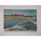 2824-postal Mar Del Plata, Hotel Colonia Chapadmalal Terley