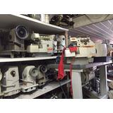 Máquina De Costura Overlock Industrial,3 Fios Yamata