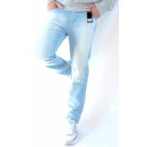 Calça Jeans Masculina Skinny Clara Moda Jeans Premium Oferta
