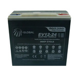 Bateria Gel 24ah 12v Ciclo Profundo 6-dzm-20 Bike Elétrica
