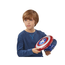 Brinquedo Escudo Magnético Capitão América Guerra Civil