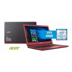 Notebook Acer Aspire15 Es1-572-53gn Core I5-6ªg 4gb 1tb Novo