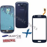 Tela Touch + Carcaça Samsung Galaxy S3 Duos Gt-i8262b