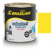 Tinta Epóxi Piso + Catalisador 3,6l - Escolha Sua Cor