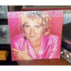 Lp Rod Stewart Greatest Hits Warner Nacional