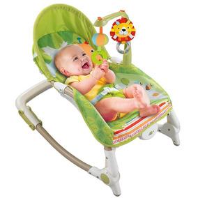 Silla Mecedora Multifuncion Mi Primera Silla Petit Baby