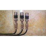 Cables Bujias Volswagen Fox 2013 Usados Numeros 1,2 Y 3