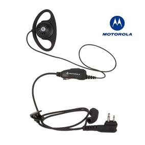 Microfone Estilo D Para Rádio Motorola Ep-450 Com Ptt