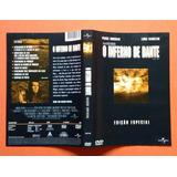 Dvd O Inferno De Dante - Pierce Brosnan - Linda Hamilton