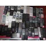 Lote X 49 Controles Varios Para Tv,audio, Vendo O Permuto