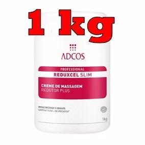 Adcos Reduxcel Slim Plus Creme De Massagem Redutor 1kg