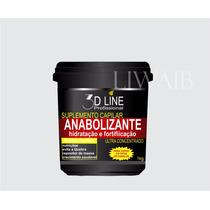 Anabolizante Capilar 3d Line 1 Kilo Com Br
