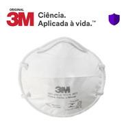 20 Respirador 3m 8801 Pff2 N95 Concha Cx Fechada C/ Nota Fis