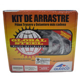 Kit Arrastre 15/42 Honda Invicta 150