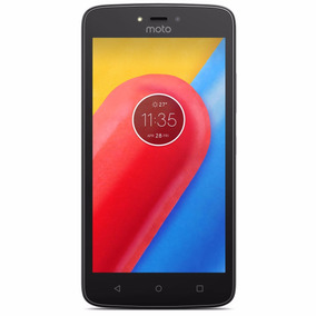 Motorola Moto C Negro 4g 8gb 5mpx 5 + Sim Claro Prepago