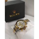 Reloj Hombre Rolex Daytona Funcional 100% Clasico Envio Grat