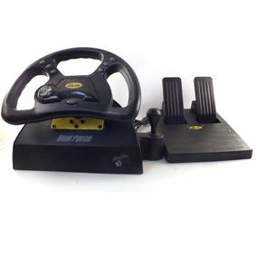 Volante Mad Catz Dual Force Ps2 Com Cambio A8904